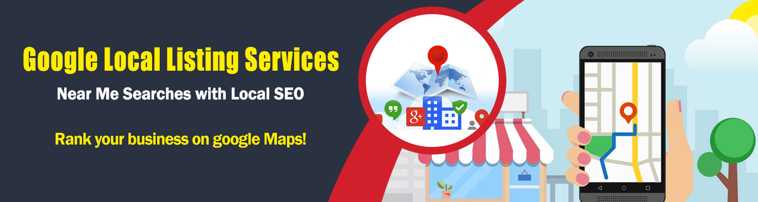 GOOGLE LOCAL LISTING SERVICES