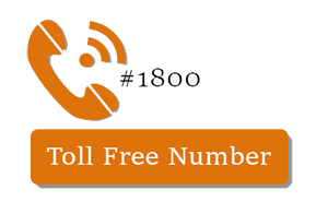 toll free no